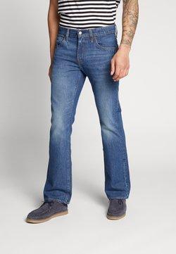 Levi's® - 527™ SLIM - Bootcut-farkut - dark-blue denim