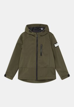 SuperRebel - UNISEX - Soft shell jacket - army green