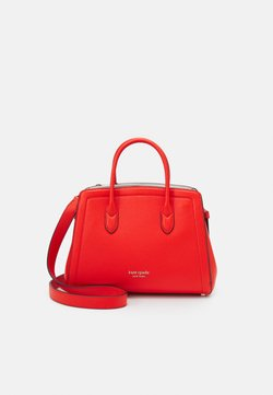 kate spade new york - MEDIUM SATCHEL - Handbag - tamarillo