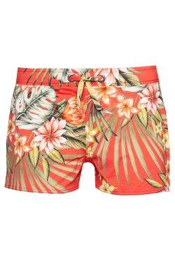 Banana Moon - TIWI WAIMEA - Bikini bottoms - rouge waimea
