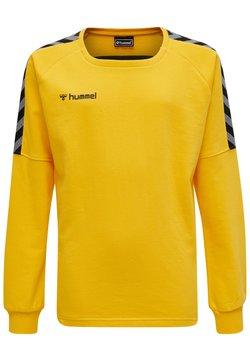 Hummel - Sweater - sports yellow