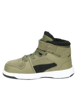 Puma - Sneakers hoog - groen