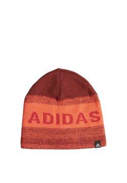 adidas Performance - GRAPHIC BEANIE - Mütze - red