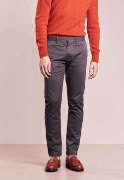 J.CREW - MENS PANTS - Chinot - coal grey