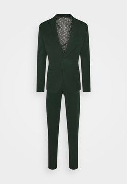 Isaac Dewhirst - THE FASHION SUIT  - Anzug - green
