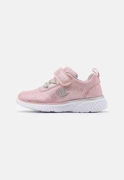 Champion - LOW CUT SHOE SOFTY SPARKLING - Trainings-/Fitnessschuh - pink