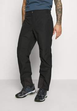 The North Face - M DRYZZLE FUTURELIGHT FULL ZIP PANT - Outdoor-Hose - black