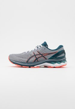 ASICS - GEL-KAYANO - Zapatillas de running estables - sheet rock/magnetic blue