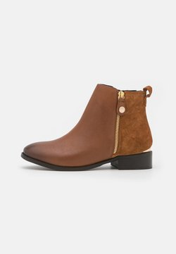 Office - ACCEPT - Stiefelette - tan