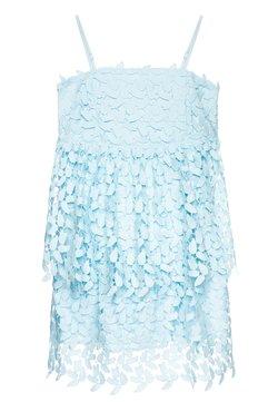 Bardot Junior - DARCY LEAF DRESS - Cocktailkleid/festliches Kleid - crystal blue