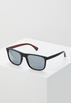 Emporio Armani - Sunglasses - black/light grey