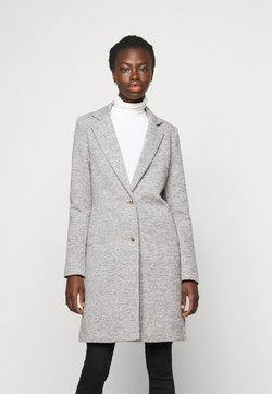 ONLY Tall - ONLCARRIE LIFE COAT - Abrigo - light grey melange