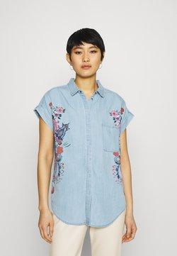 Desigual - Camisa - blue