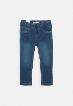Name it - NMMROBIN DNMTHAYERS PANT - Slim fit jeans - medium blue denim