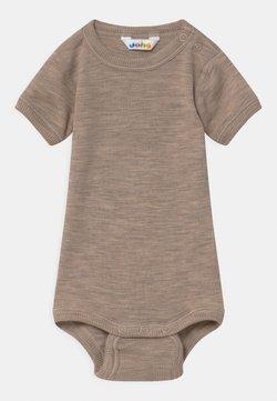 Joha - SHORT SLEEVES UNISEX - Body / Bodystockings - beige melange