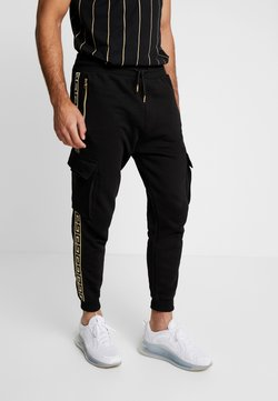 Glorious Gangsta - ALPHA JOGGER - Jogginghose - black
