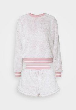 Boux Avenue - BORG LOUNGE - Pigiama - pink