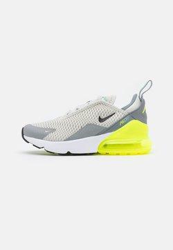 Nike Sportswear - AIR MAX 270 UNISEX - Matalavartiset tennarit - light bone/black/volt/particle grey