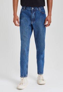 PULL&BEAR - IM FIVE-POCKET-STIL - Straight leg jeans - stone blue denim