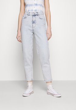 Gina Tricot - COMFY MOM - Relaxed fit -farkut - bleached blue