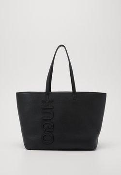 HUGO - CHELSEA  - Shopping Bag - black