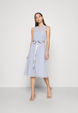 Nly by Nelly - SUCH A DREAM MIDI DRESS - Cocktailkleid/festliches Kleid - dusty blue