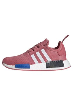 adidas Originals - NMD_R1  - Sneakersy niskie - hazy rose/footwear white/glory blue