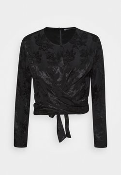 Samsøe Samsøe - ONO BLOUSE - Bluse - black