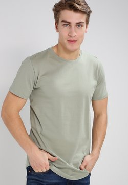 Only & Sons - ONSMATT LONGY TEE - T-shirts - seagrass