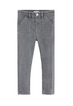 Mango - OLIVER - Straight leg jeans - denim grau