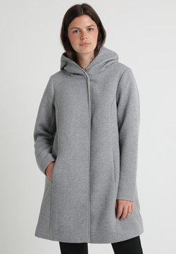 Zizzi - MSORI JACKET - Abrigo corto - light grey melange