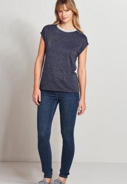 Next - T-Shirt print - blue