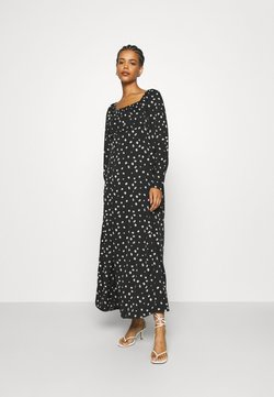 Vero Moda - VMLUIZA DRESS - Maxi-jurk - black