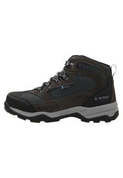 Hi-Tec - STORM WP - Scarpa da hiking - charcoal/grey/majolica blue