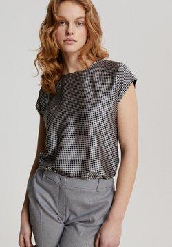 More & More - T-Shirt print - dunkelblau