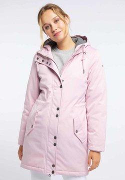usha - Wintermantel - puder rosa