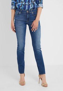 7 for all mankind - BAIR DUCHESS - Jeans Straight Leg - blue denim