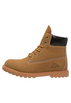Kappa - KOMBO MID - Scarpa da hiking - beige/brown