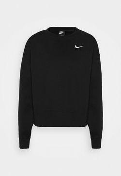 Nike Sportswear - CREW TREND - Sweatshirt - black