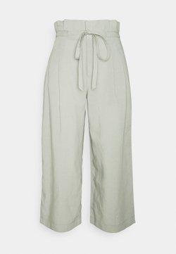 Club Monaco - ANREANNAH PANT - Trousers - sage