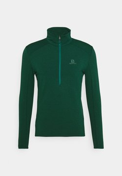 Salomon - OUTLINE MID  - Camiseta de deporte - pacific
