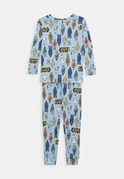 GAP - TODDLER BOY SET - Pyjamas - blue focus