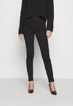 Anna Field - Slim fit jeans - black denim
