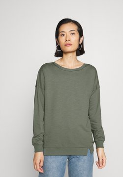 edc by Esprit - Sweater - khaki green