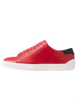 HUGO - Sneakers laag - dark red