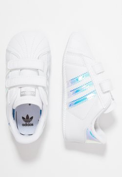 adidas Originals - SUPERSTAR CRIB - Babyschoenen - footwear white/core black