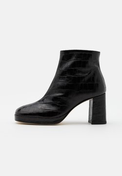 MIISTA - EDITH  - Ankle Boot - black