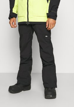 O'Neill - HAMMER SLIM PANTS - Talvihousut - black out