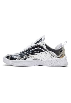 DC Shoes - WILLIAMS SLIM - Sneaker low - silver