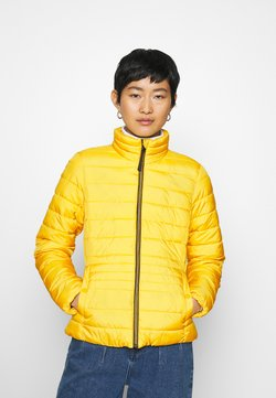 TOM TAILOR - ULTRA LIGHT WEIGHT JACKET - Winterjacke - california sand yellow